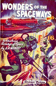 Wonders of the Spaceways!