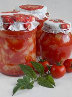 Hungarian Recipes, Pickles, Salads, Food And Drink, Healthy Recipes, Fish, Canning, Meat, Vegetables