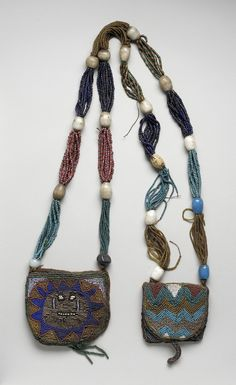 Ifa Necklace | LACMA Collections Ifa Necklace  Africa, Nigeria, Yoruba peoples, 20th century