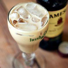 Homemade Baileys Irish Cream {vegan}