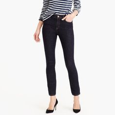 Lookout High-Rise Jean In Resin Wash : Women's Jeans | J.Crew