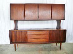Mid Century Danish Modern Furniture | ... Danish Modern Sidebaord, Plycraft Chair, Heywood Wakefield Furniture