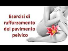 Esercizi kegel per l'incontinenza urinaria - YouTube