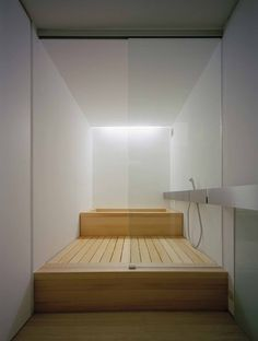 """Sen"" bathroom fixtures by Nicolas Gwenael for Agape. C1 House, Curiosity Architects + Milligram Studio."