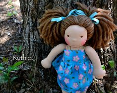 Ruthie by Dragonfly's Hollow, via Flickr
