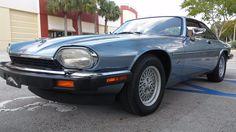 1992 Jaguar XJS Coupe