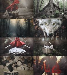 Little Red Riding Hood                                                                                           More