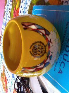 """""""Cháquira"""" otra de las tazas de la colección 2012 de @christy2882!."""