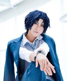 Seiichi Yukimura from The Prince of Tennis by Myun   #rinkya #japan #cosplay #princeoftennis