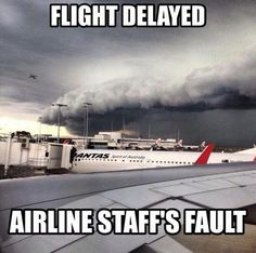 Yes will unload a metal tube with metal equipment whilst in a lightening strike.... Baggage delays...angry mob of 2000 pax... yipee