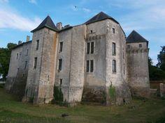 Gîtes de France Charente : Château de Gourville, Charente