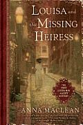 Louisa May Alcott Mystery #01: Louisa and the Missing Heiress Cover