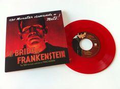 The Bride of Frankenstein 7-inch (Music On Vinyl)