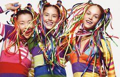 benetton italy colors fashion