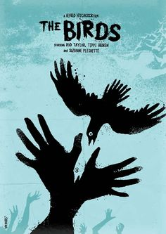 The Birds by Daniel Norris - @Daniel Morgan Morgan Morgan Norris on Twitter.