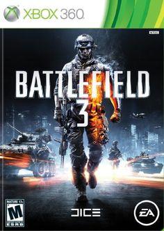 Battlefield 3:   Disclosure: affiliate link  http://www.amazon.com/Battlefield-3-Xbox-360/dp/B003O6G5TW/?tag=hotodoth08-20