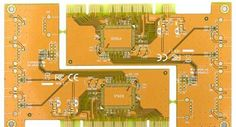Big Size Double Sided Immersion Gold PCB