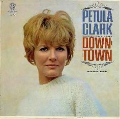 "Petula Clark...Pet did an amazing concert tonight in Glasgow's Royal Concert Hall.A cover version that's on her new c.d. is ""Crazy"" by Gnarls Barkley.Not many 80 yr.old singers could get away with that song.She looked liked someone in their fifties.This song ""Down Town"" was probably her biggest hit."