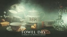 Towel Day a tribute to Douglas Adams
