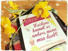 Petra Hülsmann – Meistens kommt es anders, wenn man denkt   Wieder einmal eine wundervolle und spritzige Geschichte von Petra Hülsmann! Mir hat es sehr gut gefallen, ich kann die Geschichte auf jeden Fall weiterempfehlen! Neuer Job, Blog, Only Child, Forever Love, Cultural Studies, Book Presentation, Blogging