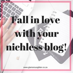 Fall in love with yournichless blog!