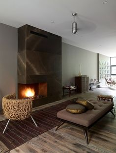 parsonsees:    (via Chelsea Townhouse by Archi-Tectonics | HomeDSGN, a daily source for inspiration and fresh ideas on interior design and home decoration.)