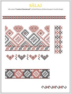 Folk Embroidery, Modern Embroidery, Embroidery Stitches, Embroidery Patterns, Cross Stitch Patterns, Machine Embroidery, Palestinian Embroidery, Antique Quilts, Embroidery Techniques
