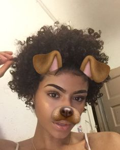 """573 Likes, 8 Comments - #facebychanel  (@_chanelalbright) on Instagram: """"my hair honestly has a mind of its own! As much as I wanna keep growing it out something keeps…"""""""
