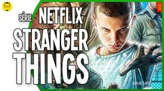 NETFLIX STRANGER THINGS - Série - Nerd Rabugento