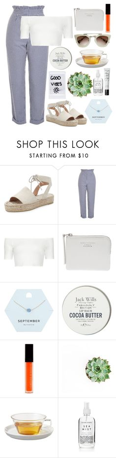 """☁️"" by burcaak ❤ liked on Polyvore featuring André Assous, Topshop, Acne Studios, Miss Selfridge, Jack Wills, Le Métier de Beauté, Kinto, NARS Cosmetics, cool and pant"