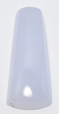 Blue Chalcedony Cabochon 42.5mm x 17mm x 7.5mm - BCDYCABS2284