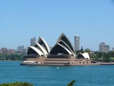 Cruise destinations:Sydney Opera House