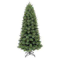 DONNER & BLITZEN 7.5' Westchester Slim Cashmere Pine Christmas Tree  Unlit