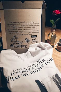 We got this great photo from one truly loyal ABIDELESS friend. Let us know when you are planning to visit our first retail store at Šturova 10, Bratislava and we will come to say hello smile emoticon #ABIDELESS #personalization #satisfaction #dope #fashion #idea #motivation #style #cool #happy #clothes #white #tshirt #power #menswear