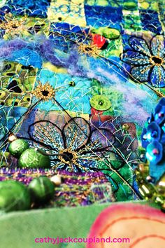 Pick up a needle and thread and create textile and fibre art magic. #creativity #embroidery #textileart #fibreart Medieval Times, Fibre Art, Textile Artists, The Conjuring, Needle And Thread, Illusions, Creativity, Textiles, Magic
