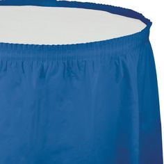 Creative Converting Plastic Table Skirt 14Feet True Blue -- Check out this great product.  This link participates in Amazon Service LLC Associates Program, a program designed to let participant earn advertising fees by advertising and linking to Amazon.com.
