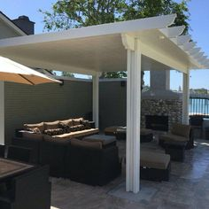 Aluminum Patio Covers Riverside Ca   Patios Are Extremely Common In Many  Homes In The U.