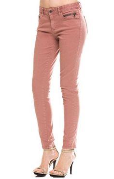 Repin the A|X Skinny Legging Jean in Virtual Pink #denim