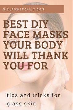 Heal your skin, get rid of acne, and have glowing radiant skin all naturally. These 5 DIY facial masks will hear your skin once you implement them in your natural DIY skincare routine.