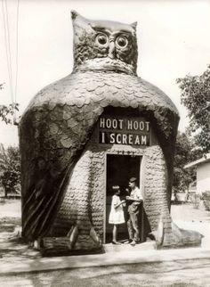 Hoot Hoot Cafe - Los Angeles 1929-1979.