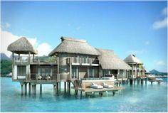 Hilton Nui Resort in Bora Bora