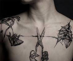 Tattoos By South Korean Master Nadi | FunnyAndStupid.com