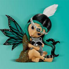 Soulquest Spirit of Magic Fairy - Spirit Maidens - Jasmine Becket Griffith - Bradford Exchange - Burning Desires Gifts