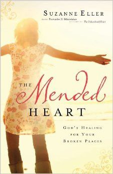 The Mended Heart - buy it at Proverbs 31 Ministries and every cent of profit goes right back into ministry to women across the world.