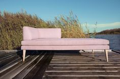 Our newest creation in 2014 - Siesta. Perfect to relax on the lake side!