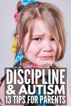 Is it the autism or just bad behavior? It's hard to know for sure, but if you struggle with autism and discipline, we're sharing 13 practical tips to teach you how to discipline an autistic child at home and in the classroom. Autism Help, Autism Learning, Autism Education, Aspergers Autism, Autism Support, Autism Sensory, Adhd And Autism, Autism Parenting, Autism Activities