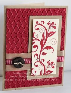 Flowering Flourishes with Stampin' Up! by lorraine