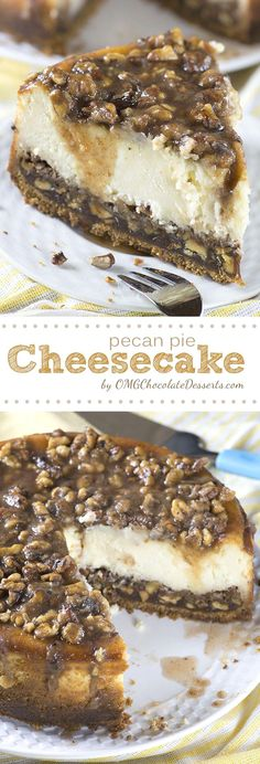 Searching for a perfect autumn dessert, Pecan could be a…