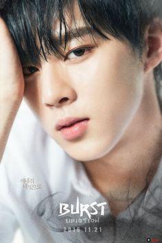 Wooshin 우신   Kim Wooseok 김우석   Up10tion   1996   175cm   Vocal   Visual