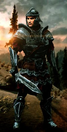 Born in Cyrodiil, this soldier is ready to serve the Septim Dynasty. So much similar to a Roman Legion soldier, this soldier is heavily armored and has . The Elder Scrolls, Elder Scrolls Games, Elder Scrolls Skyrim, Elder Scrolls Online, Imperial Skyrim, Imperial Legion, Fantasy Male, Fantasy Armor, Medieval Fantasy